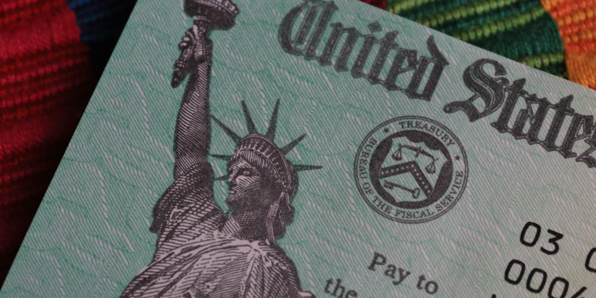 Stimulus check update: $600 checks will hit some bank accounts Tuesday night, says the Treasury