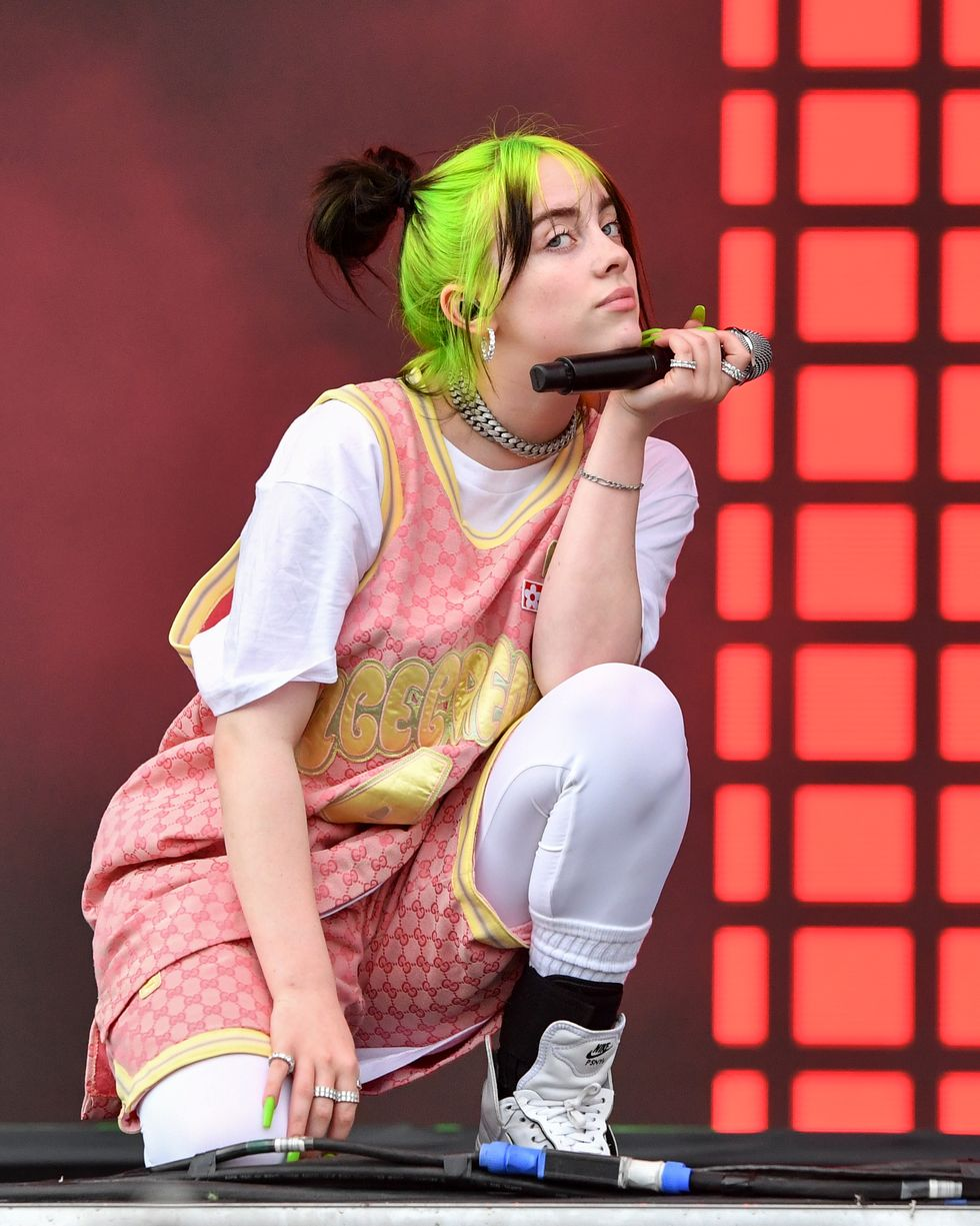 Billie Eilish Reacts to Losing 100k Followers Just for Posting Drawings of Some Breasts