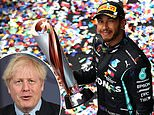 Arise Sir Lewis! Hamilton to be knighted after Boris Johnson bends rules amid tax status concerns