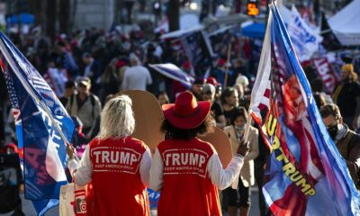 Trump Offers New Details On 'Wild' Rally To Protest Election Results, And D.C. Authorities Are Gearing Up For It