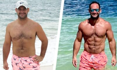 How CrossFit and Running Helped Me Lose 75 Pounds and Get Ripped