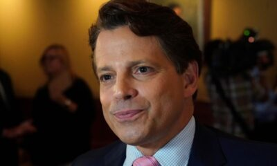 Hedge fund manager Scaramucci launches cryptocurrency fund