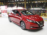 Urgent recall of popular Nissan Leaf electric car due to a dangerous parking lock fault