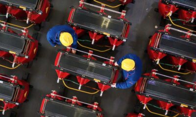 China's Economic Recovery Belies a Lingering Productivity Challenge