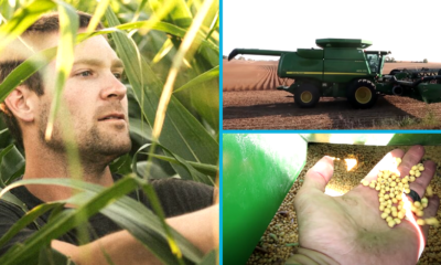 Zach Johnson Is YouTube's 'Millennial Farmer'—and His Viral Videos Are Peak Relaxation