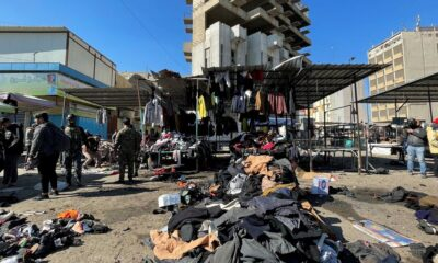 Islamic State Claims Responsibility for Deadly Baghdad Bombings