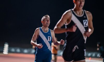 Nick Willis Set a Record by Running a Sub-4 Mile for the 19th Straight Year. Here's How He Did It