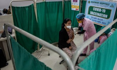 India's Covid-19 Vaccinations Get Off to Bumpy Start