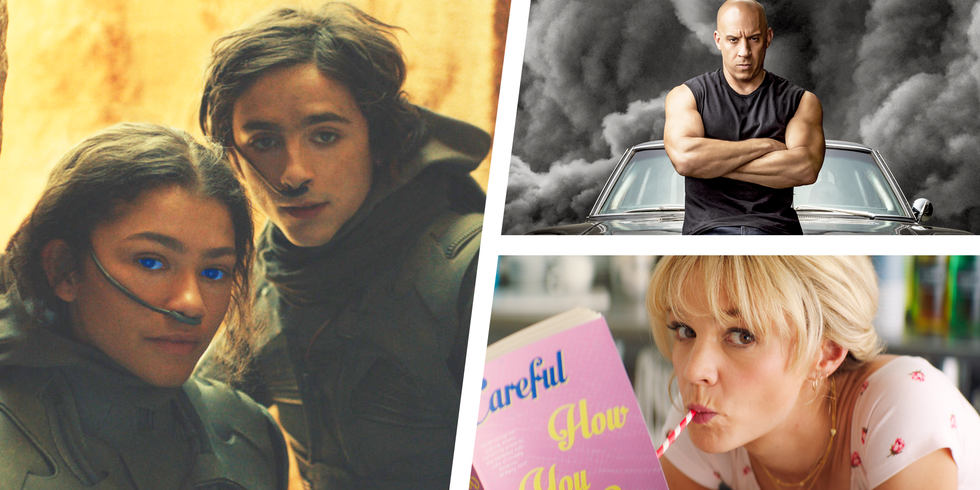 The Best Movies Of 2021 So Far (And 36 More We're Pumped to See)