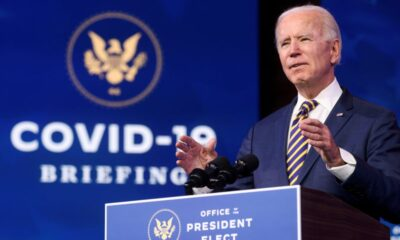 Biden stimulus plan could boost U.S. output by 5% over three years: IMF