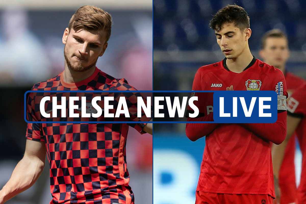 10am Chelsea transfer news LIVE: £73m Havertz UPDATE, Pulisic and Pedro tweet, Rice latest, Kepa move EXCLUSIVE