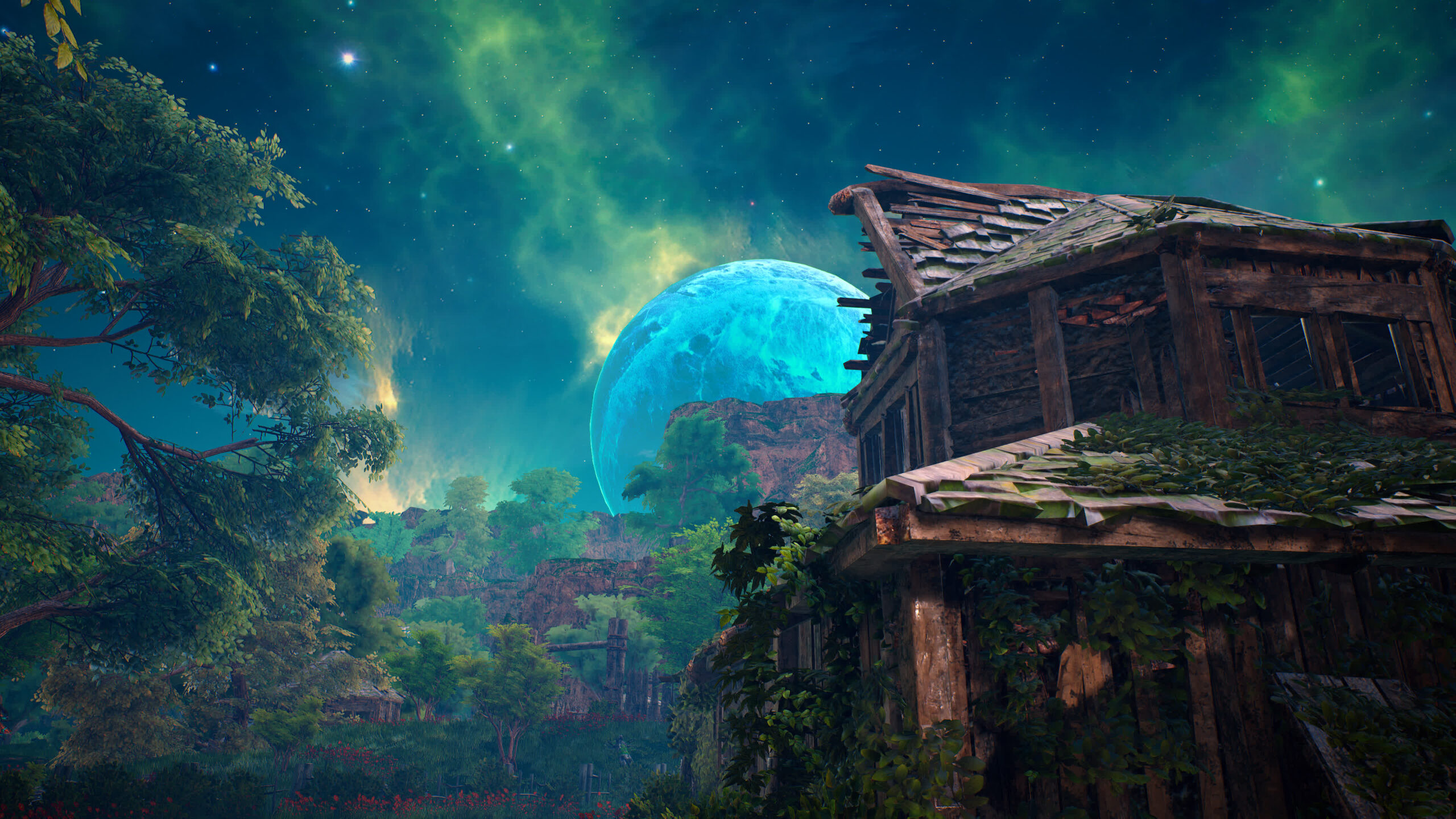 Post-apocalyptic kung-fu RPG Biomutant gets a May 25 release date