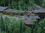 £87m Siberian mansion linked to Putin 'removed from Russian maps'