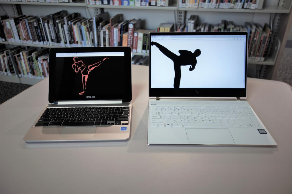 Chromebooks versus Windows laptops: Which should you buy?
