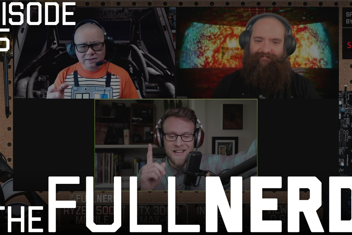 The Full Nerd ep. 165: Ryzen 5000 Mobile and GeForce RTX 3080 Mobile tested