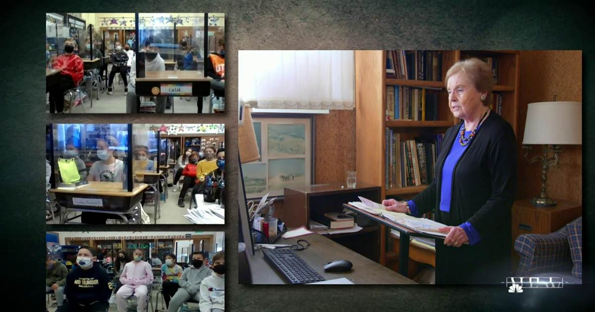 Holocaust survivors share their stories virtually to educate younger generations