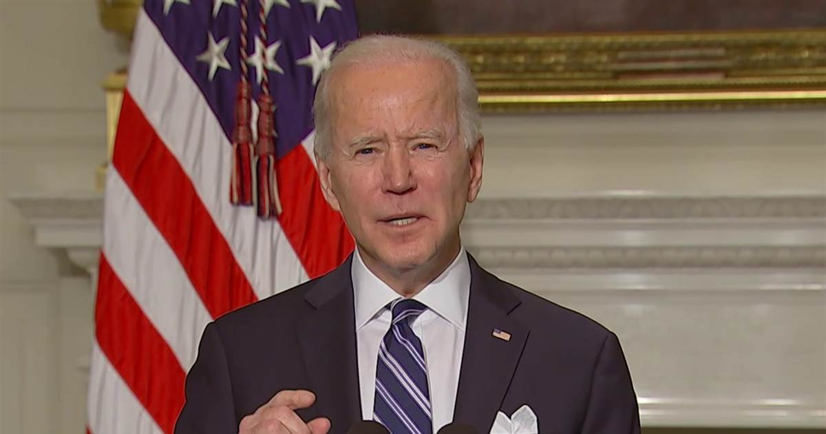 Biden signs executive orders on climate change