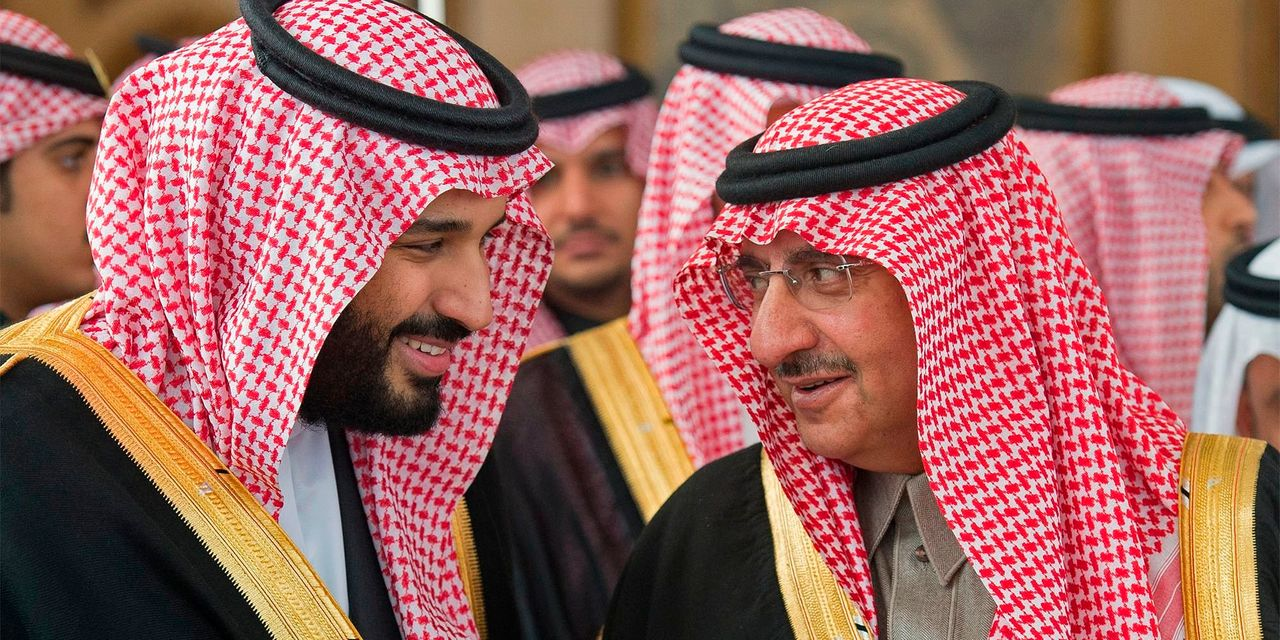 Ousted Saudi Spymaster Is Accused of Embezzling Billions