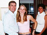 Pressure on Prince Andrew as Ghislaine Maxwell court filing revealed