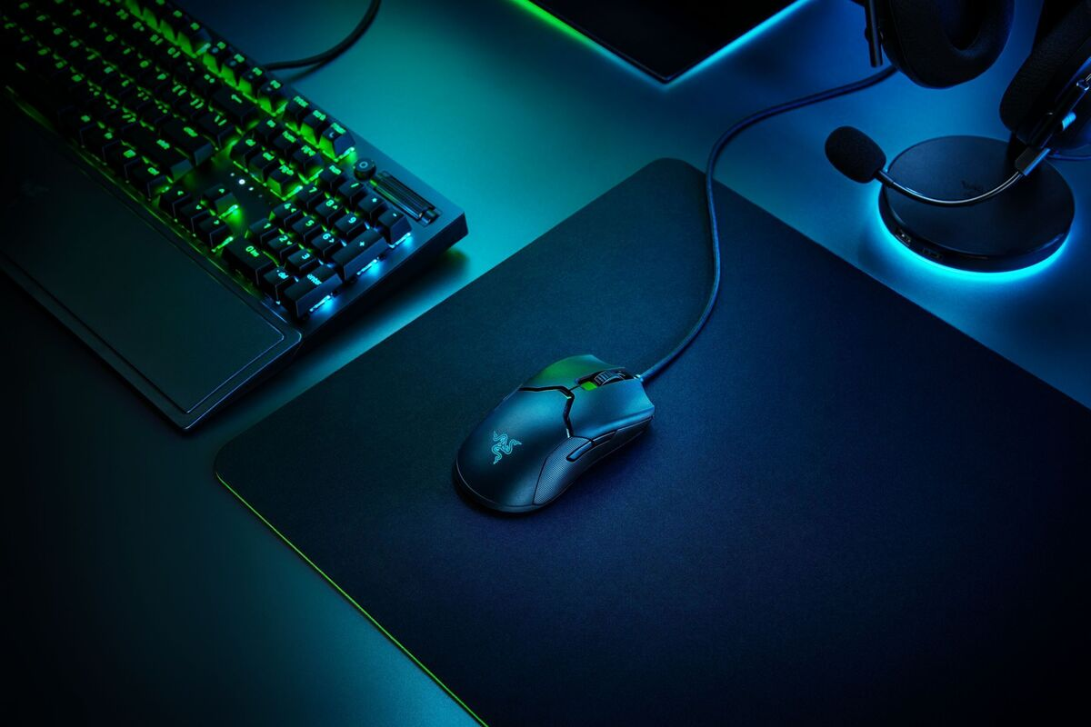 Razer's Viper 8K escalates the war for ultimate gaming mouse responsiveness