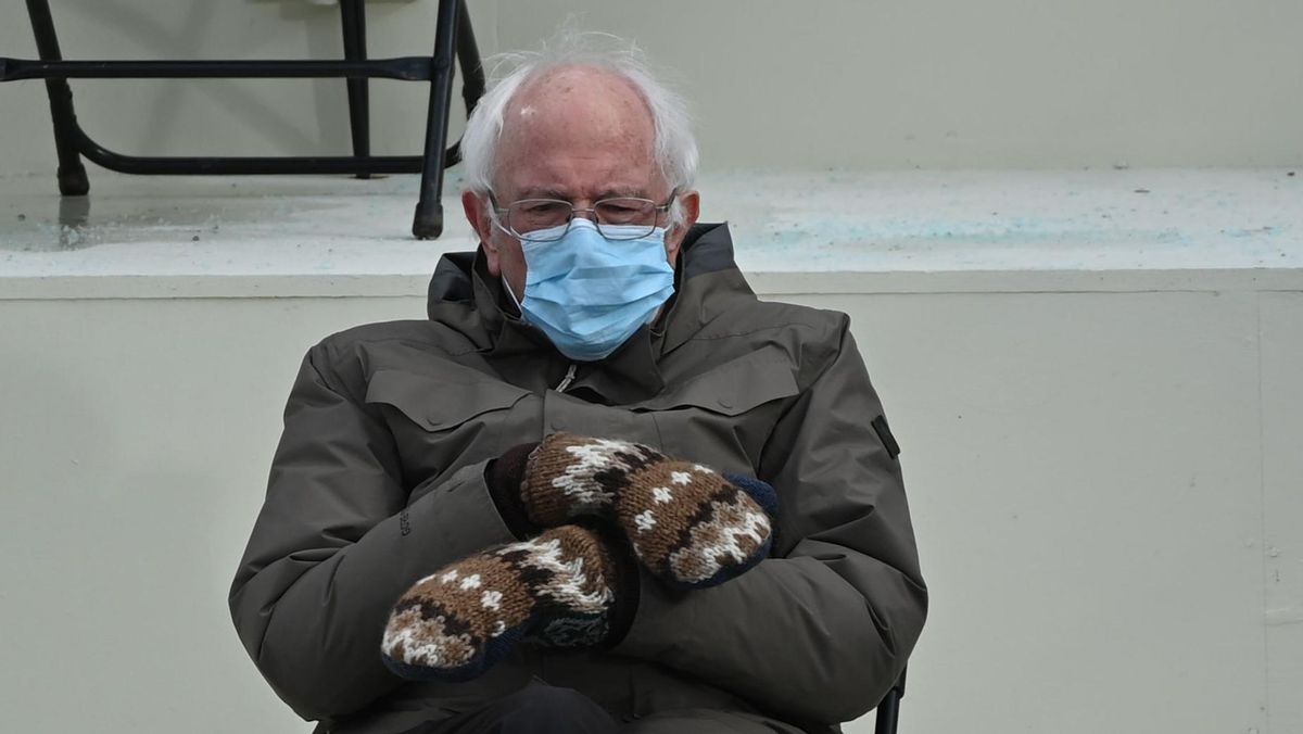 Here's Where The $1.8 Million Bernie Made From His Inauguration Meme Will Go