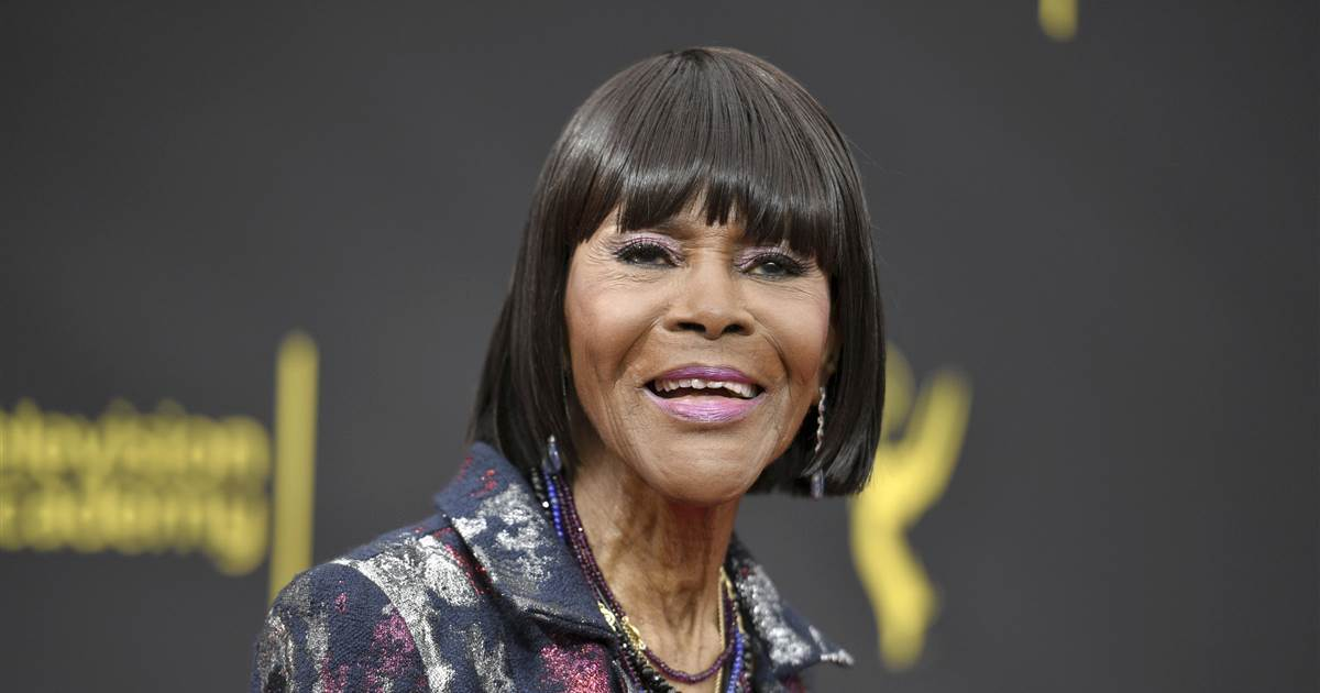Cicely Tyson, legendary actor known for 'Sounder' and other roles, dies at 96