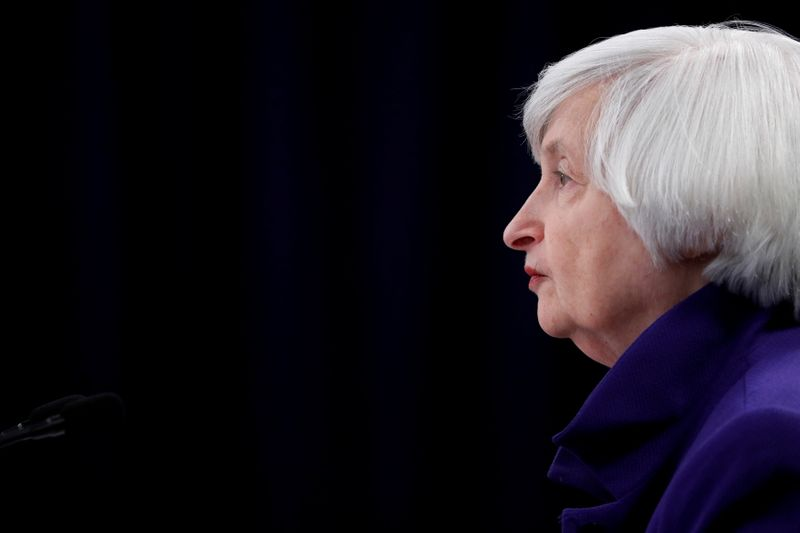 U.S. will re-engage in OECD tax talks, Yellen tells French counterpart