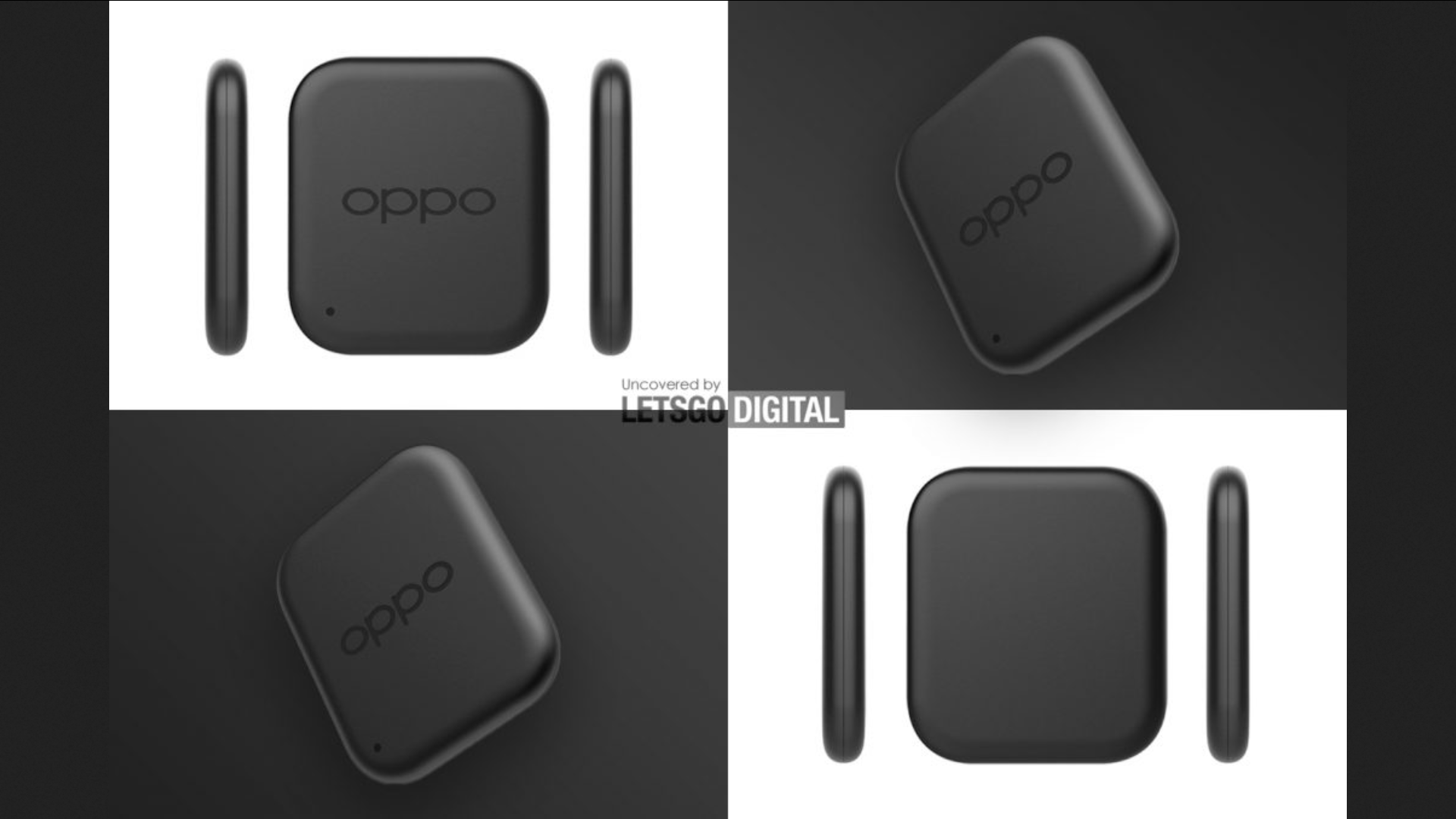 OPPO patents its answer to the Samsung Galaxy SmartTag or Apple AirTag