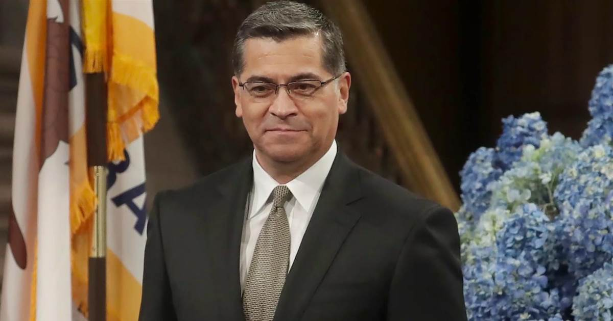 Meet the cabinet: Xavier Becerra to be first Latino to lead HHS with Biden nomination