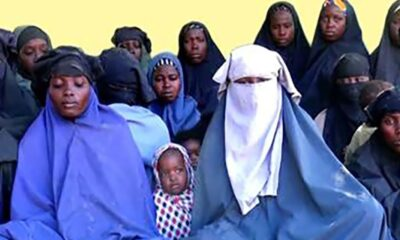 After Nearly Seven Years Held Captive by Boko Haram, Chibok Girl Escapes