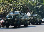 Myanmar's generals take firm control after coup, despite international outcry