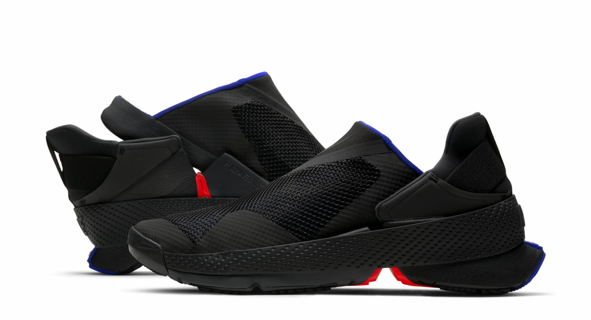 Nike's latest FlyEase shoe slips on without zippers, laces or straps