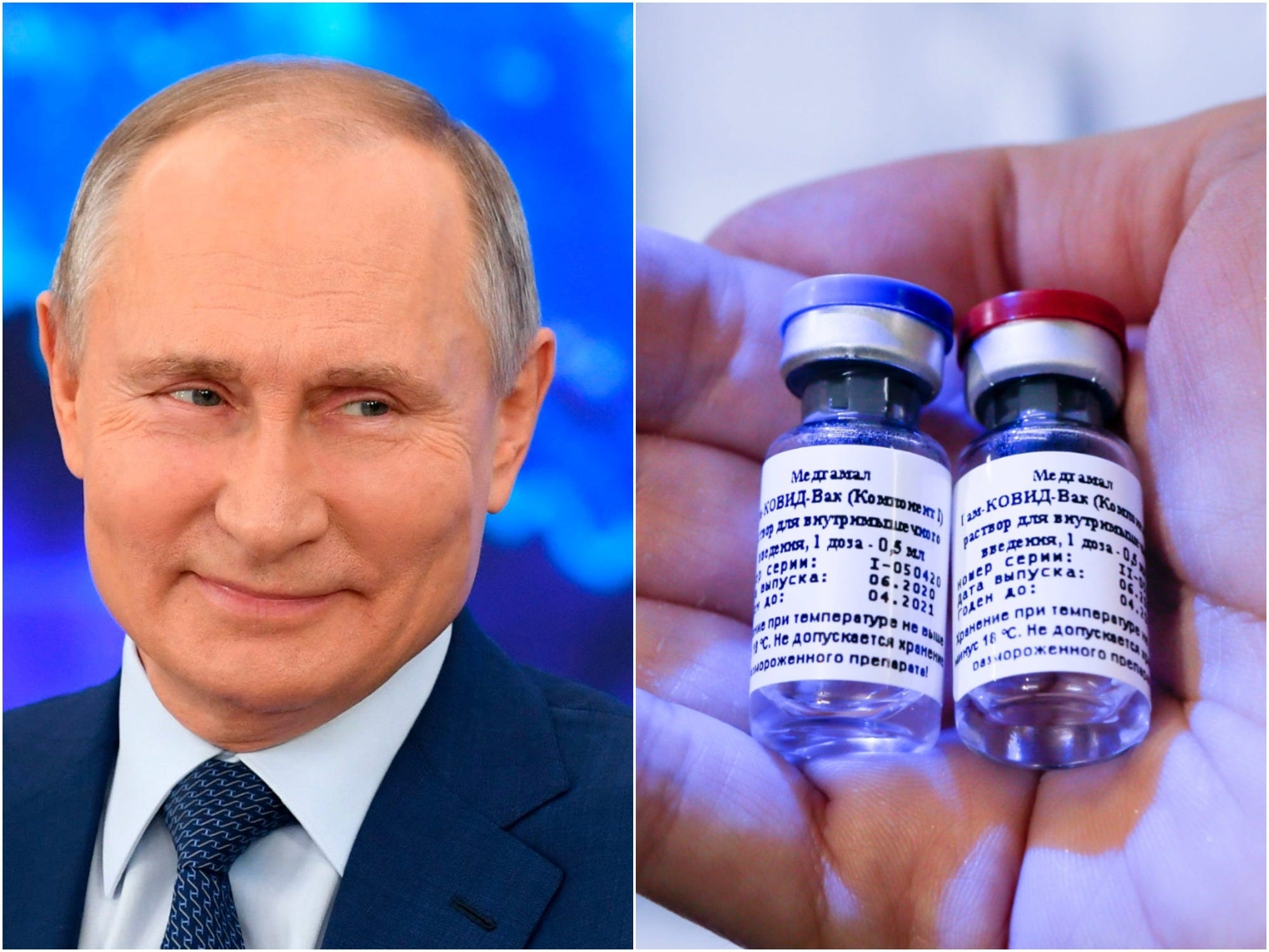 Russia approved a coronavirus vaccine before confirming it was safe and effective. Experts say the nation's risky bet paid off.