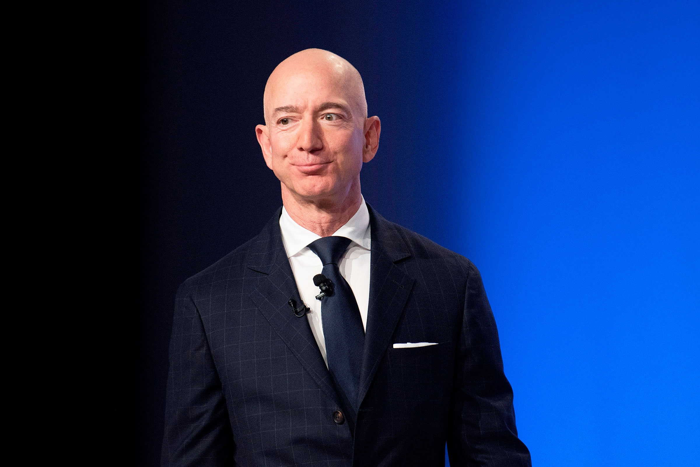 Bezos' Departure as CEO Shows Amazon Is a Cloud Company Now