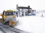 UK weather: Britons wake to more snow chaos today with 60-hour blizzard alert