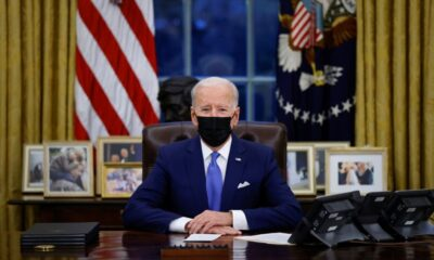 U.S. Treasury names officials expected to lead Biden's global tax crackdown