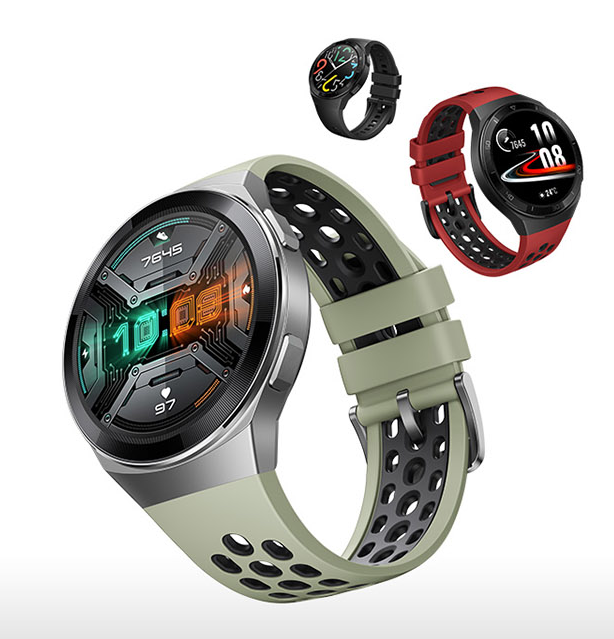 The Huawei Watch GT 2e gains a new feature in its latest software update
