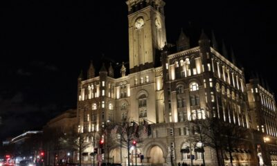 Trump's DC Hotel Is Jacking Up Rates For QAnon's Next …