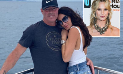 RHOC's Jim Edmonds slams 'abusive' marriage to Meghan King and says new girlfriend Kortnie saved him from 'dark place'