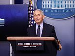 US Covid expert Anthony Fauci calls for double-masking to slash the spread of coronavirus