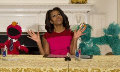 Michelle Obama Announces New Netflix Children's Show Focused On Healthy Eating