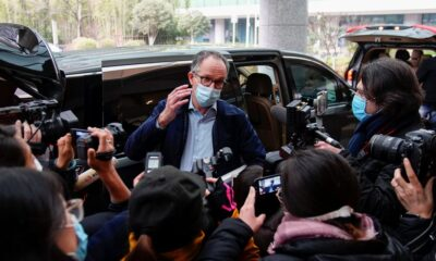 Possible Early Covid-19 Cases in China Emerge in WHO Probe