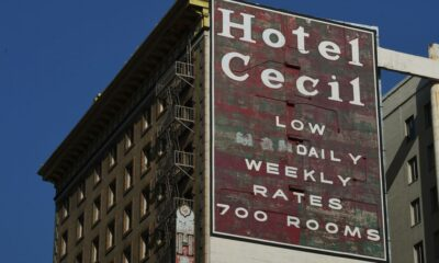 Is the Cecil Hotel Still Open? Here's What We Know