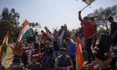 Indian Activist Arrested for Sharing Document That Supports Farmer Protests