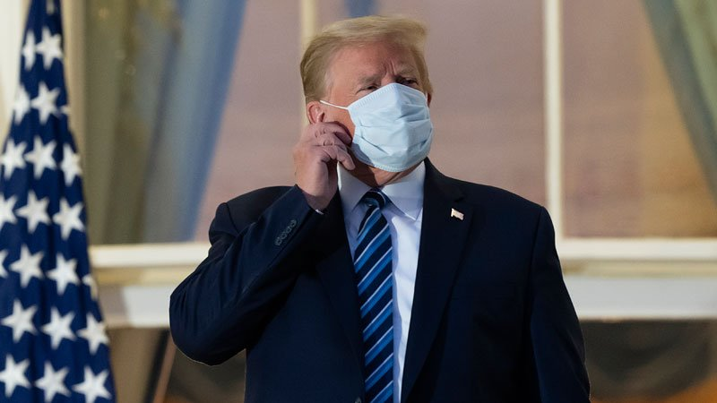 Report: Trump Sicker With COVID-19 Than Portrayed