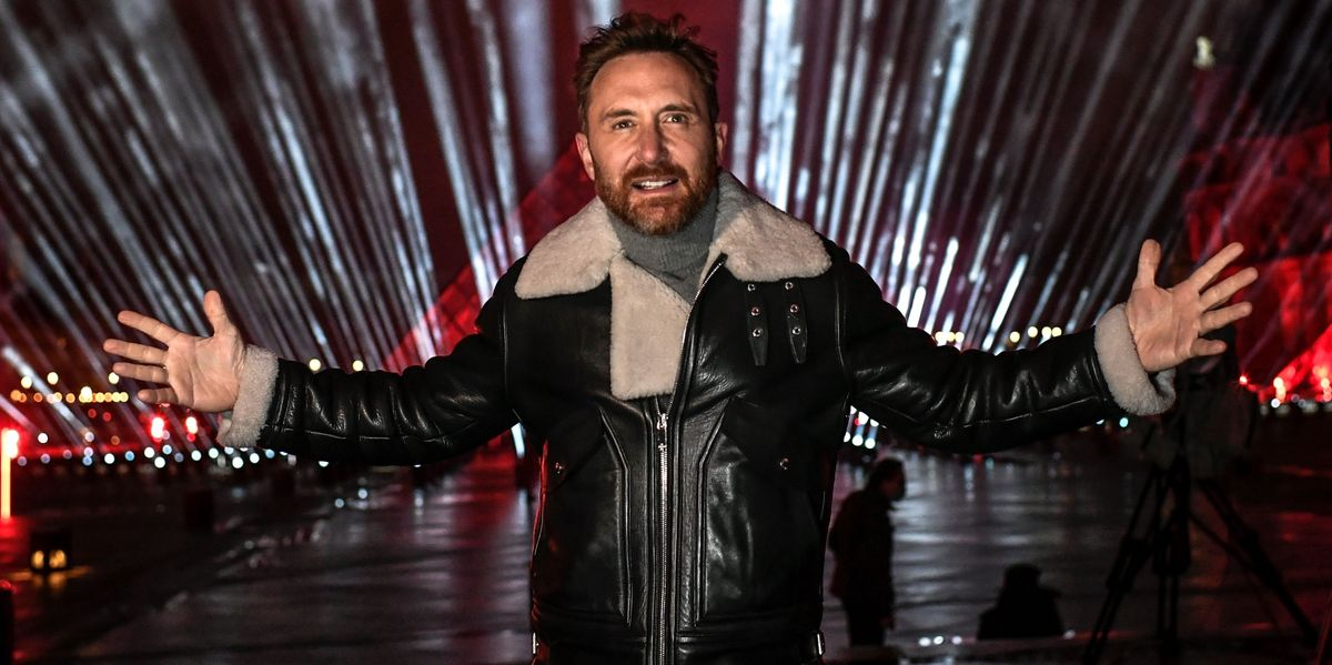 David Guetta Just Showed Off His Ripped Abs at Age 53