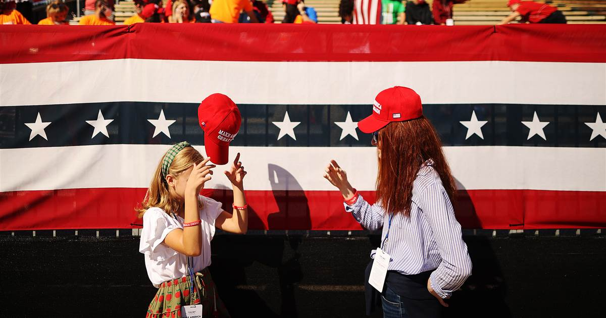 We need to stop politicizing our children