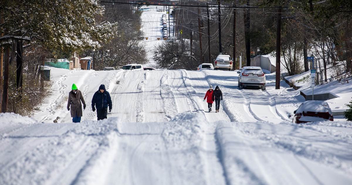 Knocked out: In Texas, millions face record lows without power as new storm approaches