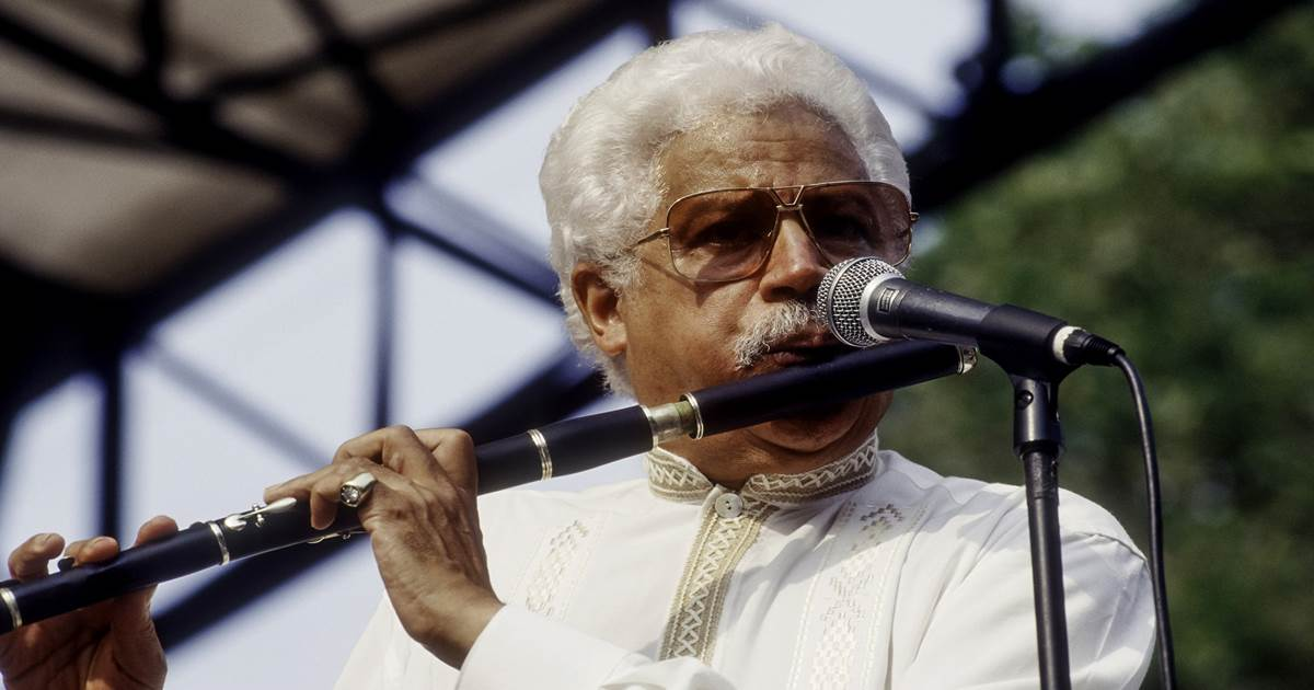 A 'visionary': Johnny Pacheco, salsa music idol, dies at age 85