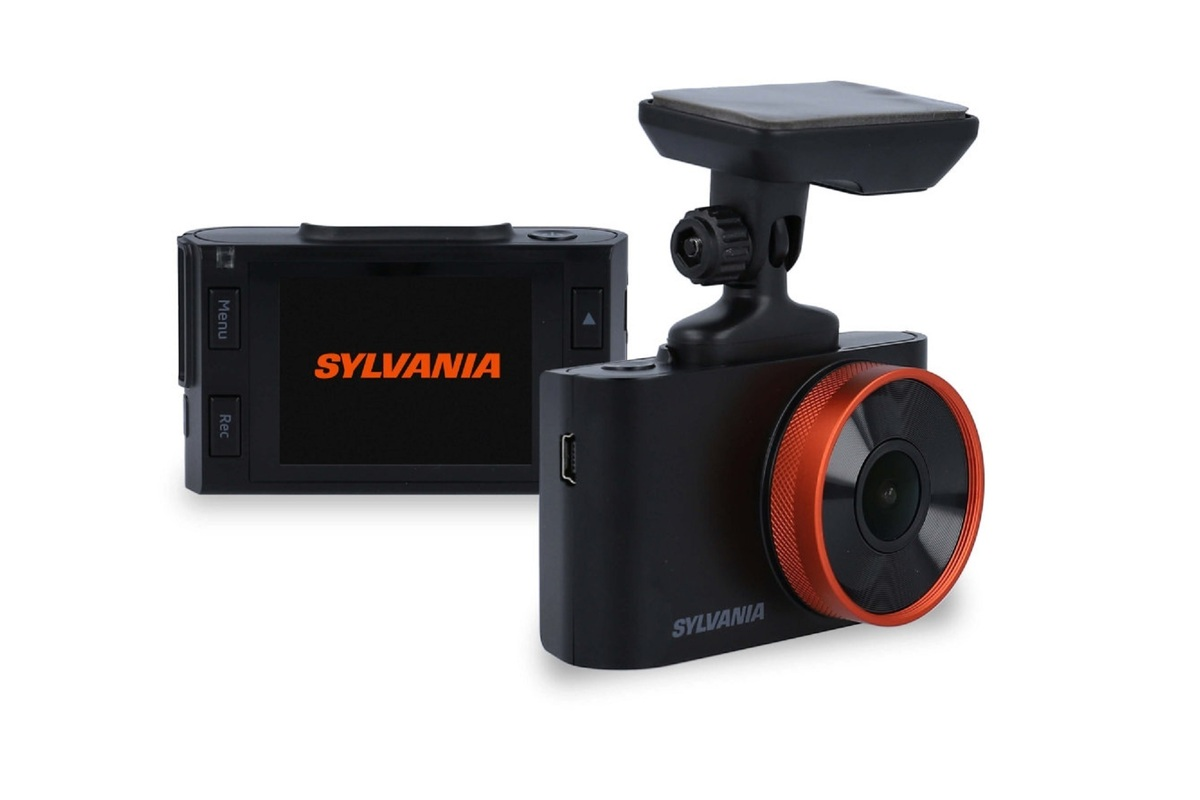 Sylvania Roadsight Pro Dash Cam review: Good video, easy to use